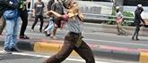 Violences liées à la présidentielle: déploiement impressionnant des forces de l'ordre à Jakarta