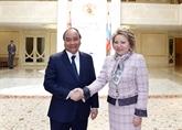 La coopération parlementaire efficace contribue à resserrer les liens Vietnam - Russie