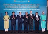 Vietnam Airlines: célébration des 15 ans de la ligne aérienne directe Vietnam - Russie