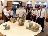 Les arts de la céramique s'exposent à Binh Duong