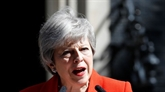 GB: Theresa May annonce sa démission, effective le 7 juin