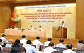 Réforme administrative:Quang Ninh et la BEV en tête du classement PAR INDEX 2018