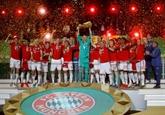 Le Bayern réussit le doublé