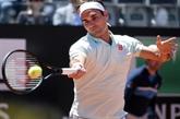 Premier jour de Roland-Garros et premier temps fort: Federer fait son retour