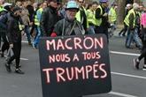 Gilets jaunes: mobilisation au plus bas à la veille des européennes