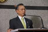 Chuan Leekpai élu président de la Chambre des représentants