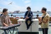 Sur les ferries d'Istanbul, traverser le Bosphore en musique