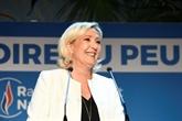 Européennes: le RN de Le Pen juste devant la liste Macron, les Verts créent la surprise