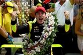 Le Français Simon Pagenaud remporte les 500 miles d'Indianapolis