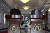 L'Irak dit s'opposer aux sanctions américaines contre l'Iran