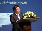 Le vice-PM et ministre des AE, Pham Binh Minh, participera au Forum