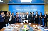 Samsung coopère avec le groupe vietnamien des technologies CMC