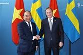 Le Vietnam prend en considération l'amitié traditionnelle avec la Suède