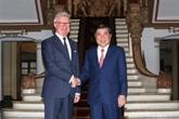 Hô Chi Minh-Ville et le Queensland renforcent leur coopération