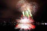 Dà Nang prête pour le 10e Festival international de feux d'artifice