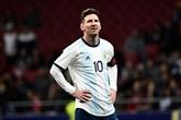 Copa América: Messi rejoint la sélection argentine avec un peu de retard