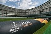 Ligue Europa: Londres s'exporte à Bakou avec une finale Chelsea - Arsenal électrique