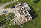 États-Unis: un mort et d'énormes dégâts après des tornades dans l'Ohio