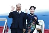 Le PM Nguyên Xuân Phuc termine sa visite officielle en Europe
