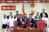 Environ 66 millions de dollars investis dans un complexe à Dak Lak