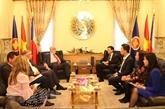Vietnam et République tchèque encouragent la coopération économique