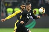Ligue Europa: Chelsea ramène un bon nul de Francfort
