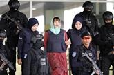 Malaisie: Doàn Thi Huong quitte la prison dans l'État de Selangor