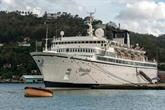 Un paquebot de la Scientologie aux Caraïbes en quarantaine à cause de la rougeole
