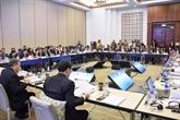 L'ASEAN+3 propose des mesures pour faire face à la crise financière