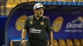 Mexique: les Dorados de Maradona accrochés en finale aller de D2