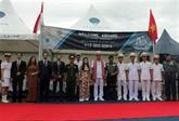 Vietnam - Indonésie : les forces navales promeuvent la coopération