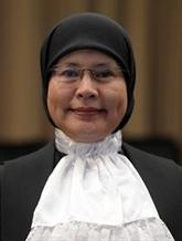 Malaisie: la première femme nommée juge en chef de la Cour fédérale