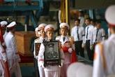 Condoléances pour le décès de l'ancien président et général d'armée Lê Duc Anh