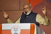 Plus de 6.000 invités assisteront à la cérémonie d'investiture du Premier ministre Modi