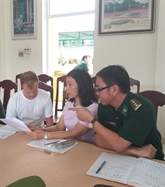 Un Russe recherché par Interpol arrêté à Quang Tri