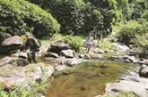 La cascade Vu Môn, un joyau de la nature