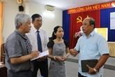 Chungcheongnam-do partage ses expériences de développement avec Long An