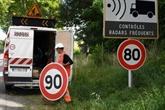 France: la mortalité routière en baisse de 5,3% en 2018, selon un bilan définitif