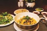 Le mi Quang, nouvelle spécialité de l'hôtel Rex Saigon