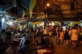 Le Vieux quartier de Hanoï