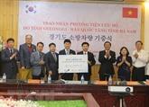 Vietnam - R. de Corée: resserrer les liens entre Hà Nam et Gyeonggi