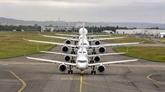 Le transport aérien freiné par la guerre commerciale et la hausse du fioul
