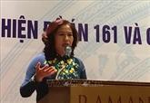 Conférence sur la communauté socio-culturelle de l'ASEAN