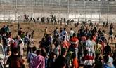 Gaza: quatre Palestiniens tués dans un raid israélien et des affrontements