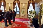 Hommage à l'ancien président Lê Duc Anh en Chine, au Myanmar et aux Pays-Bas