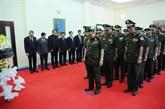 Des dirigeants étrangers rendent hommage à l'ancien président Lê Duc Anh au Cambodge et en Égypte
