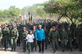Venezuela: Maduro appelle l'armée à être