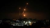 Violence à Gaza: un Israélien et quatre Palestiniens tués