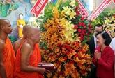 Des vœux pour les bouddhistes