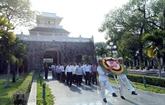 Célébration du 65e anniversaire de la victoire de Diên Biên Phu